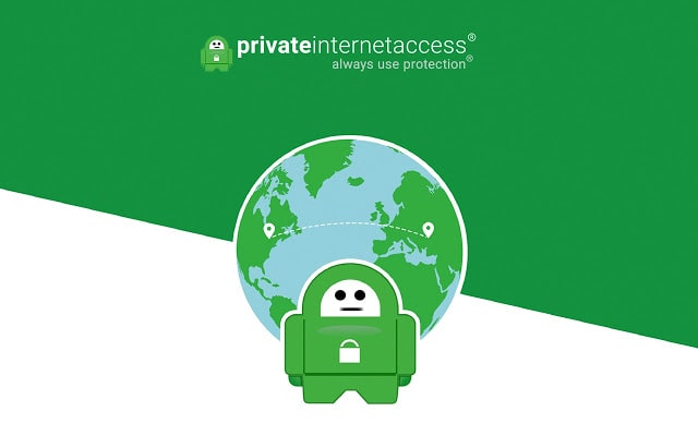 private internet access VPN logo