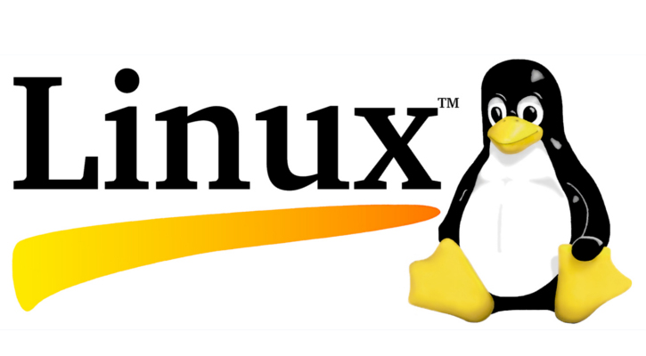 linux logo with tux