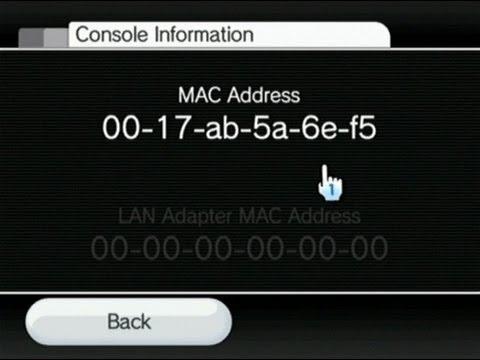 example mac address