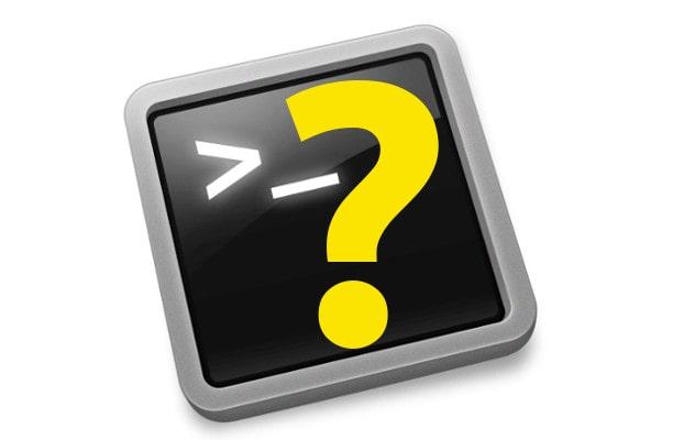 terminal question