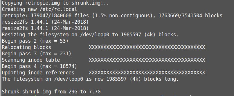 pishrink output