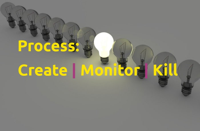 processes title