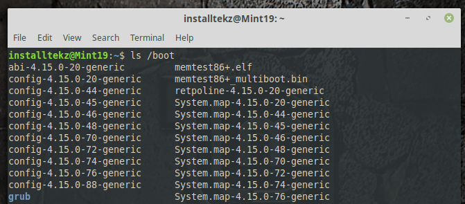 learn system files in linux