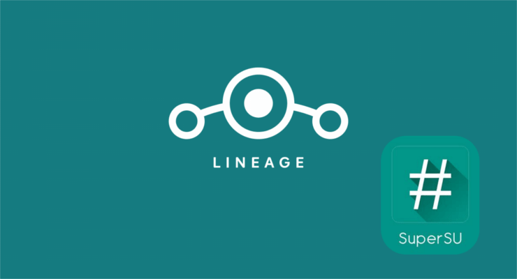 LineageOS custom ROM and Root
