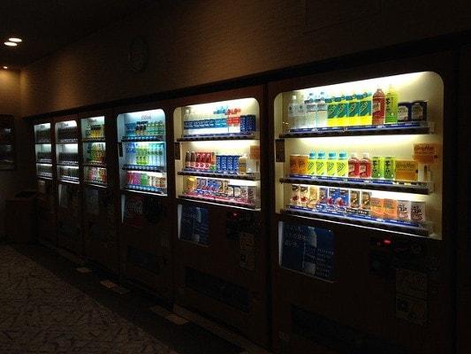 IOT home entertainment vending machine