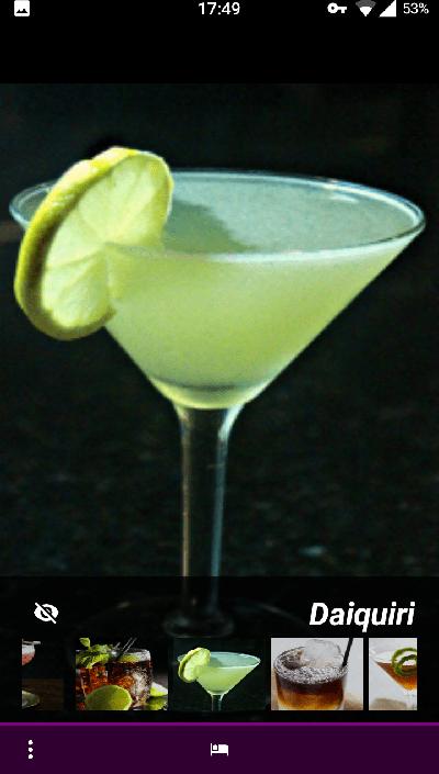drinks bar app