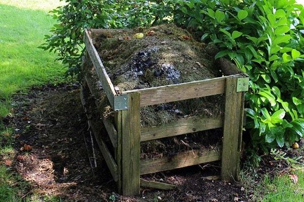 DIY IOT Garden compost system