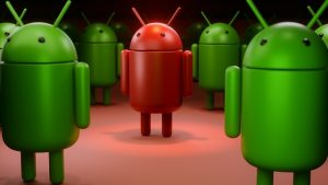 android root galaxy linux