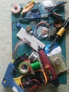 basic electronic hand tools