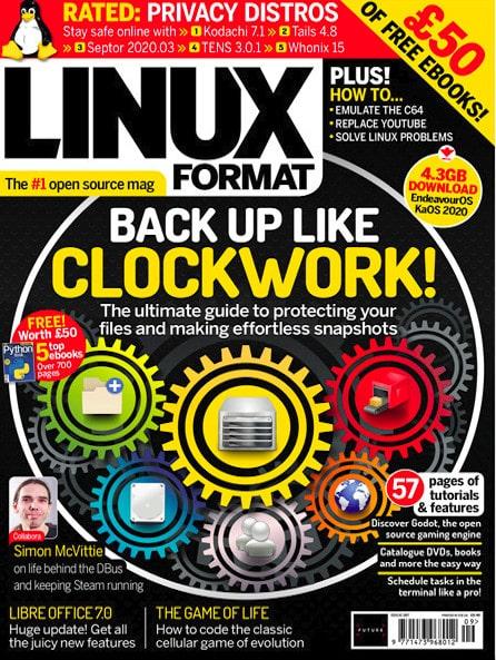 linuxformat magazine