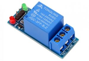 why relay is used in home automation