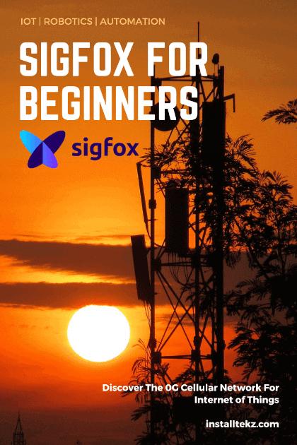 Sigfox For Dummies - IoT