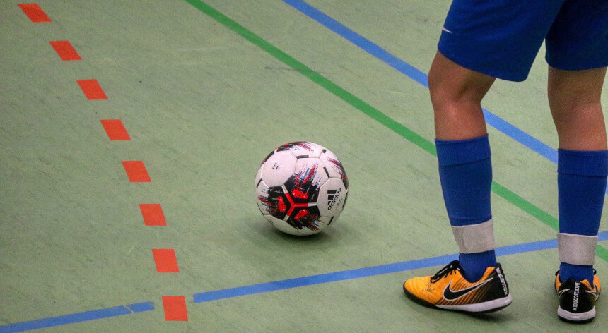 DIY IoT Fitness Project Ideas soccer lights
