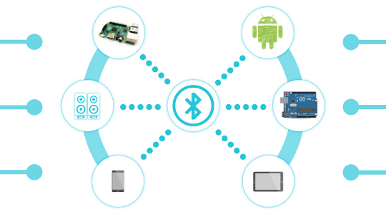 Bluetooth DIY IoT maker projects