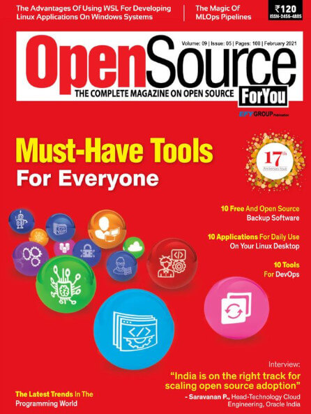 Open Source For You Magazine