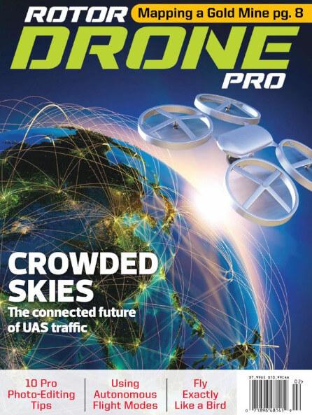 Rotor Drone Magazine