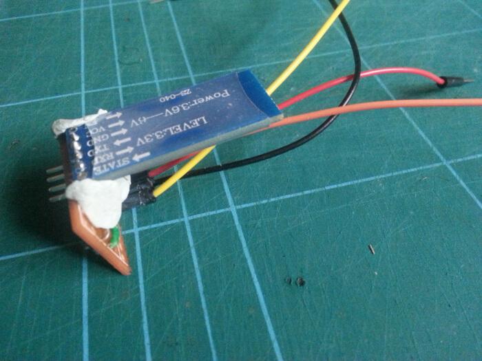 Solder Bluetooth Module